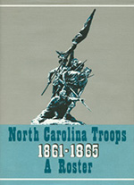 North Carolina Troops 1861-1865: A Roster