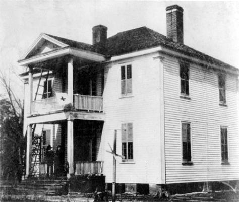 Harper House, Bentonville