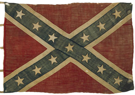 Battle Flag, 40th North Carolina Regiment