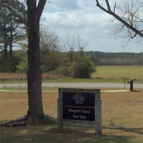 Morgan's Stand, Bentonville Battlefield Tour Stop
